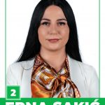 2 – Erna Sakić